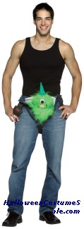 One Eyed Monster Adult Costume