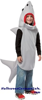 SAND SHARK CHILD COSTUME