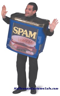 Spam Adult Costume