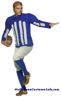Old Tyme Football Player Adult Costume