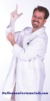 LAB COAT HARRY FINGERMAN