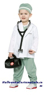 Future Doctor Costume