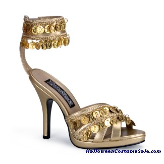 SHOE GYPSY GOLD