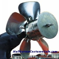 FAN FOR COBWEB MACHINE