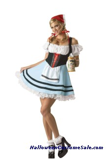 Oktoberfest Girl Adult Costume