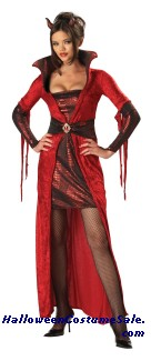 SEDUCTIVE DEVIL ADULT COSTUME