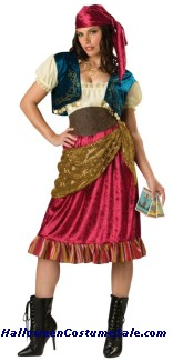 GYPSY ADULT COSTUME