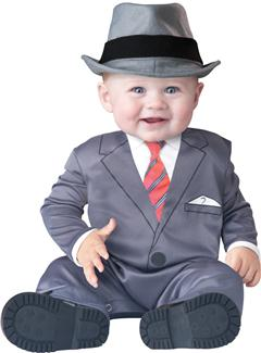 BABY BUSINESS TODDLER COSTUME