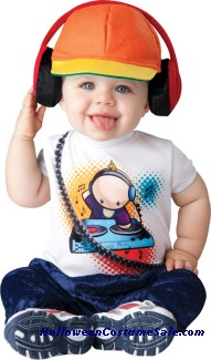 BABY BEATS INFANT COSTUME