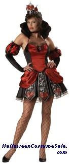 Queen of Broken Hearts Adult Costume