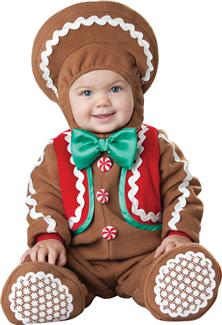 SWEET GINGERBABY TODDLER COSTUME
