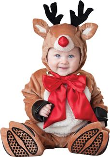 REINDEER RASCAL TODDLER COSTUME