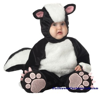 LIL STINKER TODDLER COSTUME - VERY CUTE!