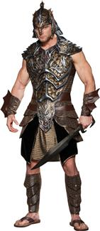 DRAGON LORD PLUS SIZE ADULT COSTUME