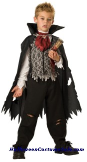 Vampire B Slayed Child Costume