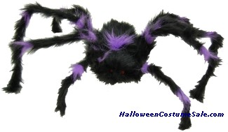 SPIDER, 33inch POSEABLE HAIRY