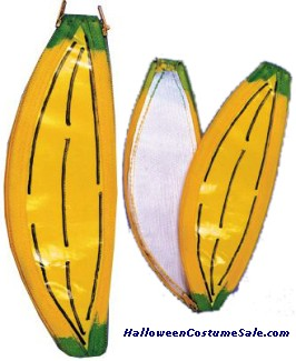 ZIPPER BANANA