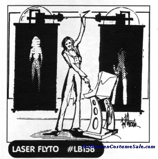 LASER FLYTO ILLUSION PLANS