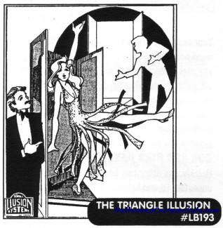 TRIANGLE ILLUSION PLANS