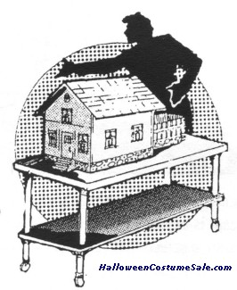 Don Rose Doll House Illusion Plans