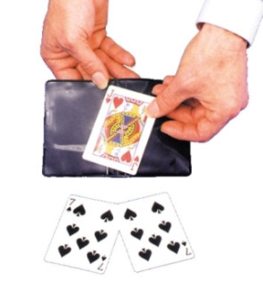 ULTIMATE ENGLISH 3 CARD MONTE