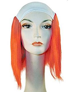 STRAIGHT BALD CLOWN ADULT WIG
