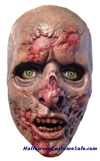 WALKING DEAD PRISON WALKER ADULT LATEX MASK