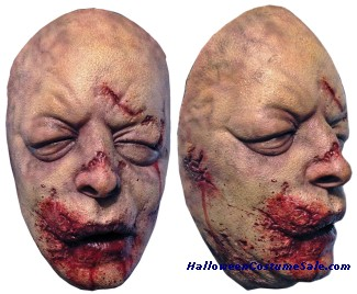 WALKING DEAD BLOATED WALKER ADULT LATEX MASK
