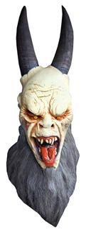 KRAMPUS LATEX MASK