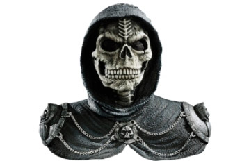 DARK REAPER MASK & SHOULDERS