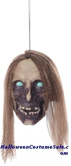 UNDEAD CATHY HANGING HEAD PROP