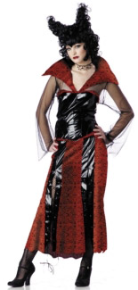 COVENTINA THE CLUB VAMP COSTUME