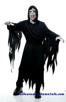 DEATH REAPER MENS COSTUME