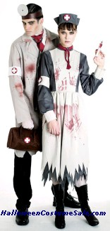 GHOST STORIES DR GRAVES MEN ADULT COSTUME