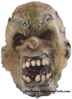 PETE MOSS LATEX MASK - VERY SCARY!