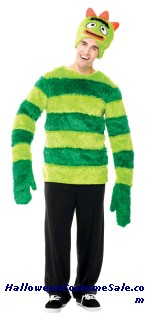 YO GABBA GABBA BROBEE MALE ADULT COSTUME