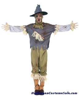 SCARECROW MENS ADULT COSTUME