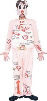 OPERATION BOARD GAME ADULT COSTUME