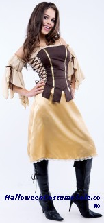 TAVERN WENCH TEEN COSTUME