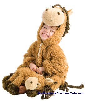 HAPPY HORSE INFANT COSTUME