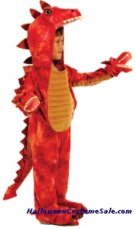 HYDRA 3 HEAD DRAGON CHILD COSTUME