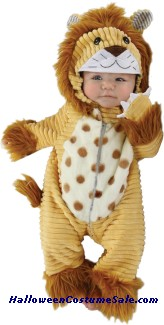 SAFARI LION NEWBORN COSTUME
