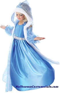 ICELYN WINTER PRINCESS CHILD COSTUME