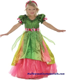 EDEN GARDEN PRINCESS CHILD COSTUME