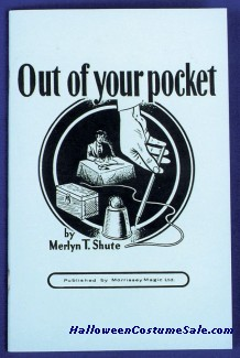 OUT OF YOUR POCKET