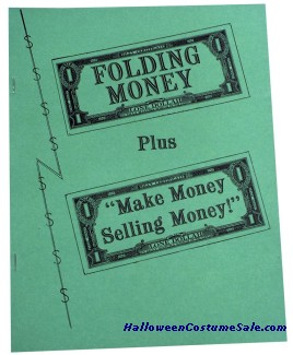 FOLDING MONEY VOLUME I