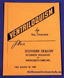 VENTRILOQUISM PLUS TV TICKLER