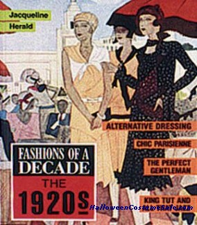 FASHIONS OF A DECADE 1920S