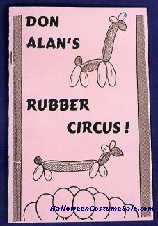 DON ALLAN RUBBER CIRCUS