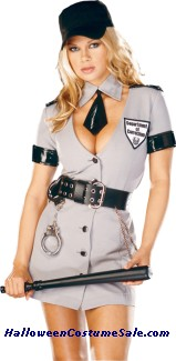 CORRECTIONS OFFICERS COSTUME